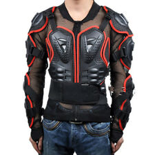 New Red Motorcycle Armor  Armour Jacket Body Guard Bike & Motocross Gear