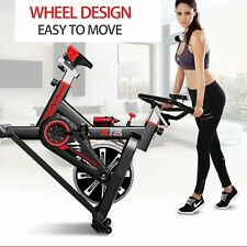 Bicycle Cycling Fitness Gym Exercise Stationary Cardio Workout Home Indoor EW