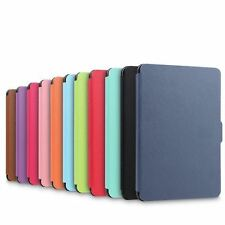 Magnetic Ultra Slim Leather Smart Case Cover Skin For Amazon Kindle 6 (2014)
