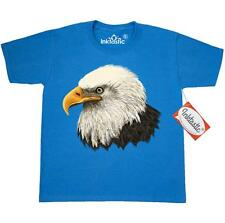 Inktastic Bald Eagle Youth T-Shirt United States Usa 4th Of July Independence