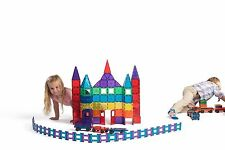 Choice of Playmags 3D Magnetic Construction Tiles Colourful Building Blocks Sets