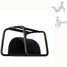 ToughageDetachable Bounced Chair Inflatable Pillow Swing Love Position Stool