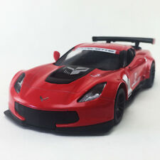 2016 Chevrolet Corvette C7 NO.3 Kinsmart 1:36 DieCast Model Toy Car Collectible