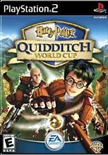 Harry Potter Quidditch World Cup PS2 Complete CIB Tested