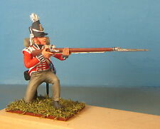 Napoleonic Wars — British Private Coldstream — 60mm High quality Lead Figure