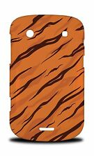ORANGE CAMO CAMOUFLAGE PATTERN HARD CASE COVER FOR BLACKBERRY BOLD TOUCH 9900
