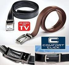 Comfort Click Belt for Men Black or Brown As Seen on TV New 2017