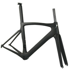 New Aero Carbon Road Bike Frame Di2 & Mechanical Carbon Racing Bicycle Frameset