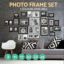 A3/20/23/26 Picture Photo Frame Set Home Wall Decor Art Christmas Gift Present Q