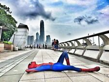 Spiderman Homecoming Costume Spandex Spiderman cosplay suit Halloween costume