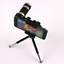 8x Zoom Optical Lens Telescope+Universal Tripod For Camera Mobile Cell Phone