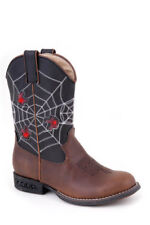 Roper Child Spider Web Cowboy Boot  09-018-1201-1211