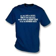 The Burnden Aces (Bolton Wanderers) T-Shirt