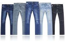 BNWT NEW MENS SD JEANS TRENDY DESIGNER BRANDED STRAIGHT WASHED ALL WAIST & SIZES