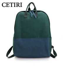 Women Canvas Backpacks Travel Fashion Ladies Shoulder School Bag Teenage Girls