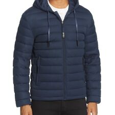 ANDREW MARC WOMENS PACKABLE QUILTED DOWN JACKET