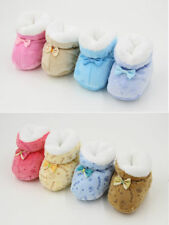 New Newborn Baby Kids Casual Winter Warm Soft Cotton Cute Baby Shoes