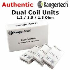 100x AUTHENTIC Kanger Dual Coils Aerotank Protank3 Genitank & More Wholesale