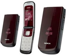Nokia 2720 2G Flip Big Button Unlocked Mobile Phone Brand New  1 Year Warranty