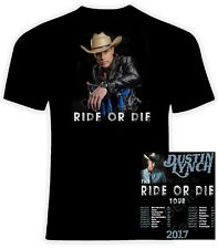Dustin Lynch The Ride or Die Tour 2017, Sizes S-6X