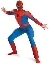 Marvel SpiderMan Deluxe Muscle Adult costume Disguise 50188 New