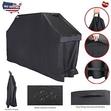 """BBQ Grill Cover 55"""" 60"""" 65"""" 70"""" 72"""" Gas Barbecue Heavy Duty Waterproof Outdoor"""