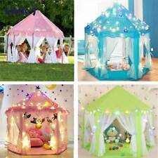 Children Tent Play Portable Toy Tents for Kids Outdoor Indoor Playhouse Princess