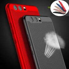 Heat Dissipation Matte Hard Slim PC Case Back Cover Skin For Huawei Ascend/Honor