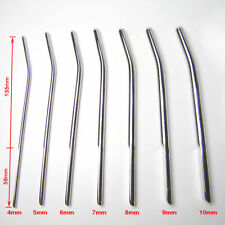 newMale Penis Stretcher Stainless Steel Urethral Sounding Dilater Stretching