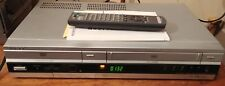 SONY SLV-D350P DVD Player VCR VHS Combo Player Recorder w/Remote & manual