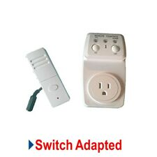 Switch Adapted Special Needs Wireless Remote Control Outlet Switch