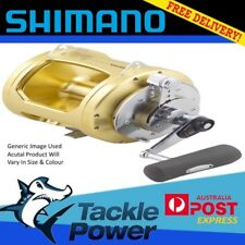 Shimano Tiagra Overhead Game Reel ALL SIZES Brand New! 10yr Warranty!