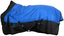 The Waterproof and Breathable Showman™  1680 Denier Turnout Blanket.