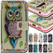 For Nokia 8 Protective Card PU Leather+TPU Back Flip Case Shockproof Stand Cover