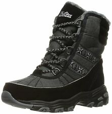 Skechers 48815 Womens Dlites-Chateau-Lace up Winter Boot- Choose SZ/Color.
