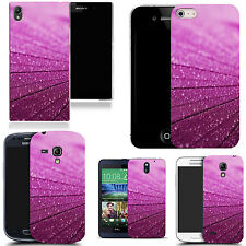 hard back case cover for many mobiles - purple lumber