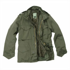 US Army Classic M-1965 M65 Field Combat Jacket Patrol Military Style Mens Coat