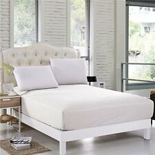 Sheet Set 400 Thread Count Egyptian Cotton 8 Inch Deep Choose Solid Color & Size