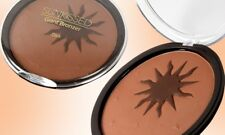 SunKissed Giant Bronzers & Bronzing Pearls Powders Pot & Shimmer Brush