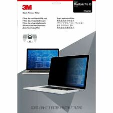 """3M Privacy Filter for 13"""" Apple MacBook Pro (2016 model) Black - For 13.3""""LCD No"""