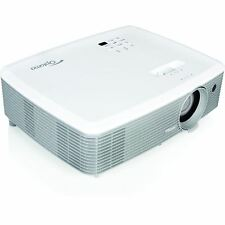 Optoma W345 3D DLP Projector - 720p - HDTV - 16:10 - Ceiling, Front - 195 W - 50