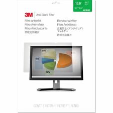 "3M Anti-Glare Filter for 19"" Widescreen Monitor (16:10) Clear, Matte - For 19""LC"
