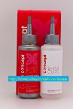 New Concept SHINE CULR for cold permanent wave and Treatment Creme