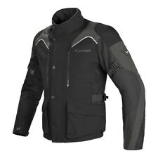 Motorcycle Textil Jacket DAINESE TEMPEST D-DRY / black/gray - ALL SIZES!