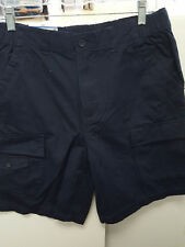 Wind River Outfitting Hiker Cargo Mens NAVY BLUE Shorts NWT