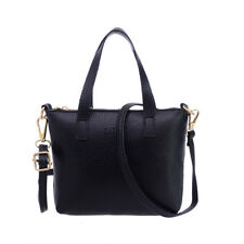 Women Fashion Leather Handbag Small Shoulder Bag Ladies Purse Tote [All Colors]