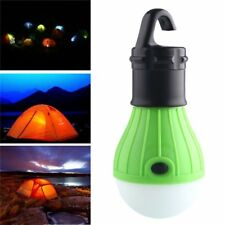 Hanging LED Camping Tent Light Bulb Fishing Lantern Lamp Outdoor Accessories EW
