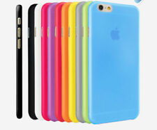 0.3mm Ultra Thin Slim Matte Hard Back Case Cover Skin For Apple iPhone 5S 5C SE