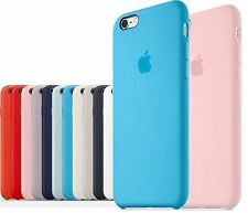 Ultra-Thin Genuine Silicone Soft Case Cover For Apple iPhone 6 6s 7 8 6/7/8 Plus