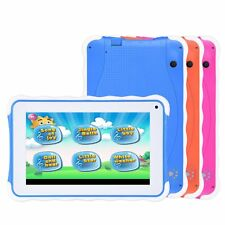 New Android Tablet PC 7'' INCH Quad Core Dual Camera 8GB Wi-Fi for Kids Gifts HD